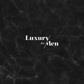 Luxury For Men - Marble 2 logo